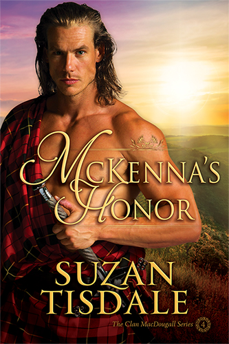 McKenna's Honor Book Four in The Clan MacDougall Series