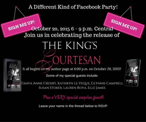 A Different Kind of Facebook Party!-6