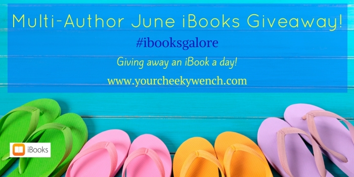 June iBooks Giveaway with iBooks graphic